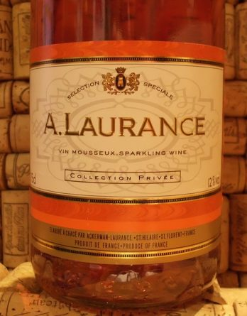 A LAURANCE SPARKLING ROSE