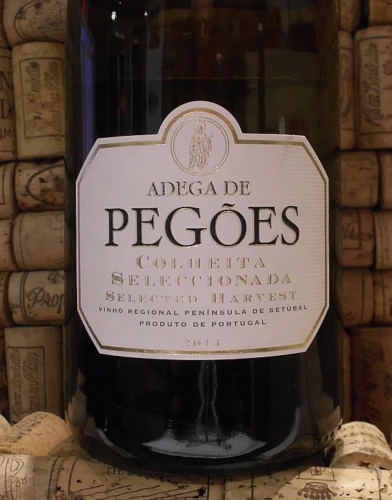 ADEGA DE PEGOES SELECCIONADA WHITE