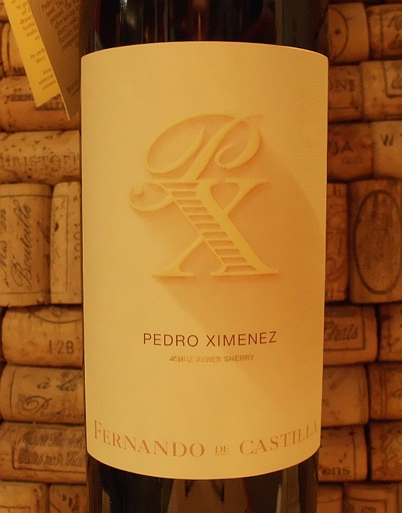 ANTIQUE PEDRO XIMENEZ 500ml