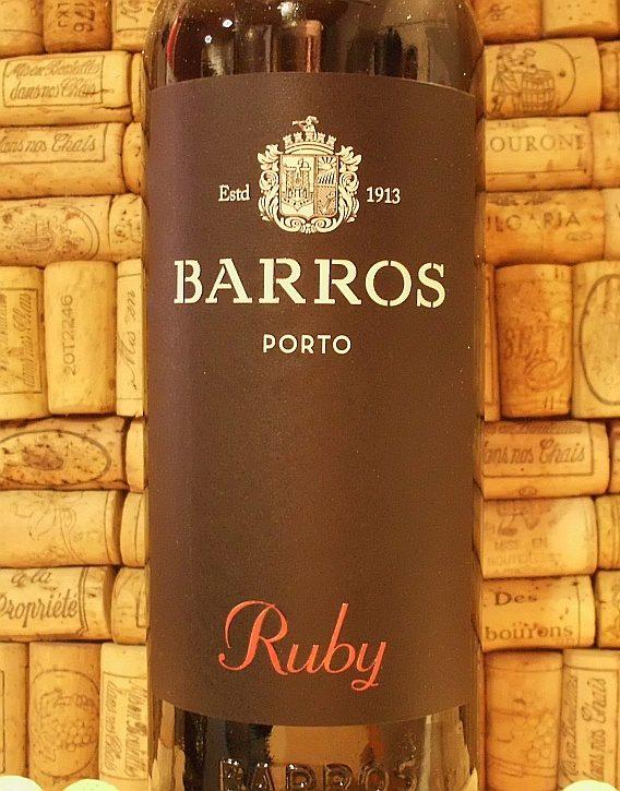 BARROS RUBY