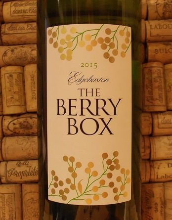 BERRY BOX WHITE