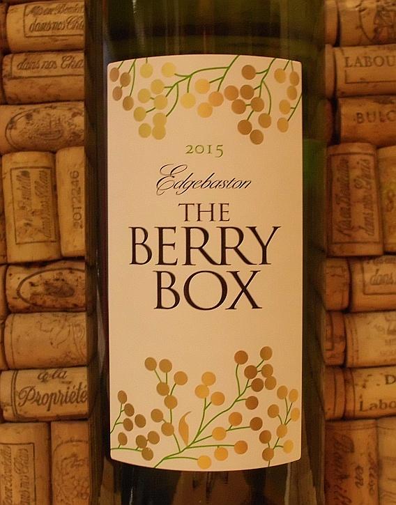 BERRY BOX WHITE