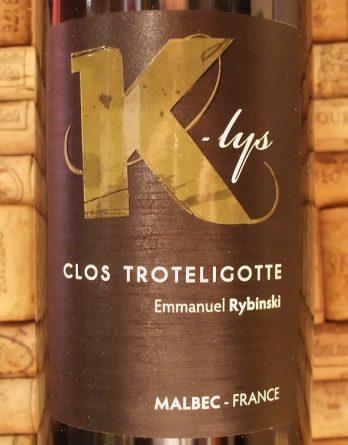 CAHORS K Lys Clos Troteligotte
