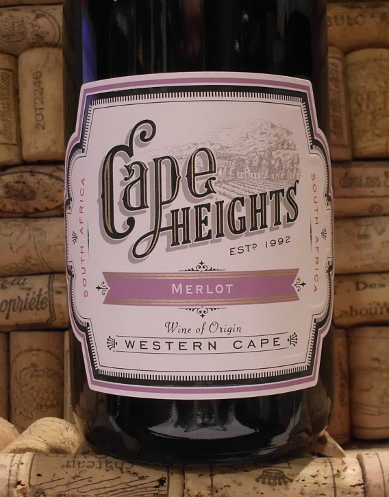 CAPE HEIGHTS MERLOT