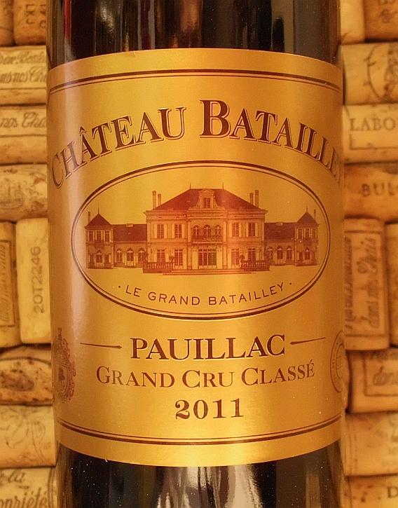 CH BATAILLEY Pauillac