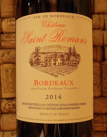 CH SAINT ROMANS Bordeaux