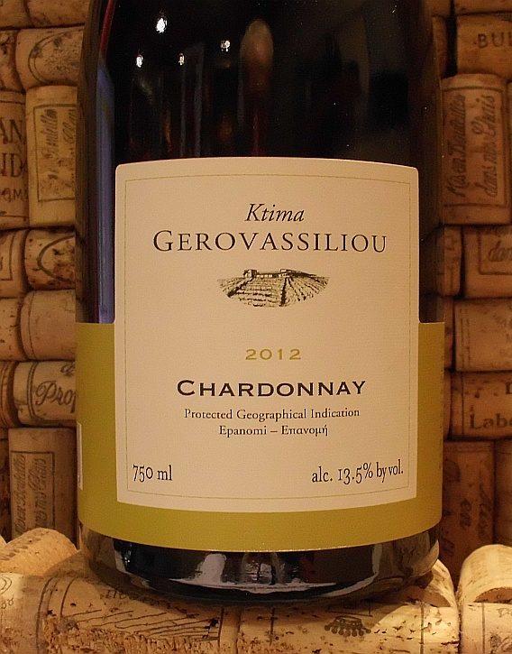 CHARDONNAY Gerovassiliou