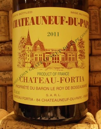 CHATEAUNEUF BLANC Fortia