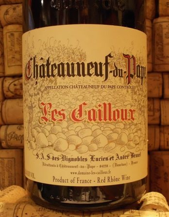 CHATEAUNEUF Les Cailloux