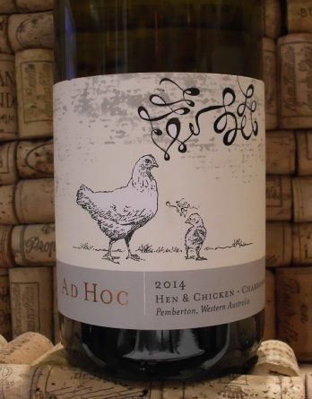 CHERUBINO HEN AND CHICKEN CHARDONNAY