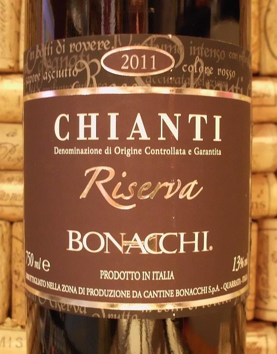 CHIANTI RISERVA Bonacchi