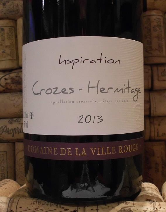 CROZES-HERMITAGE Ville Rouge