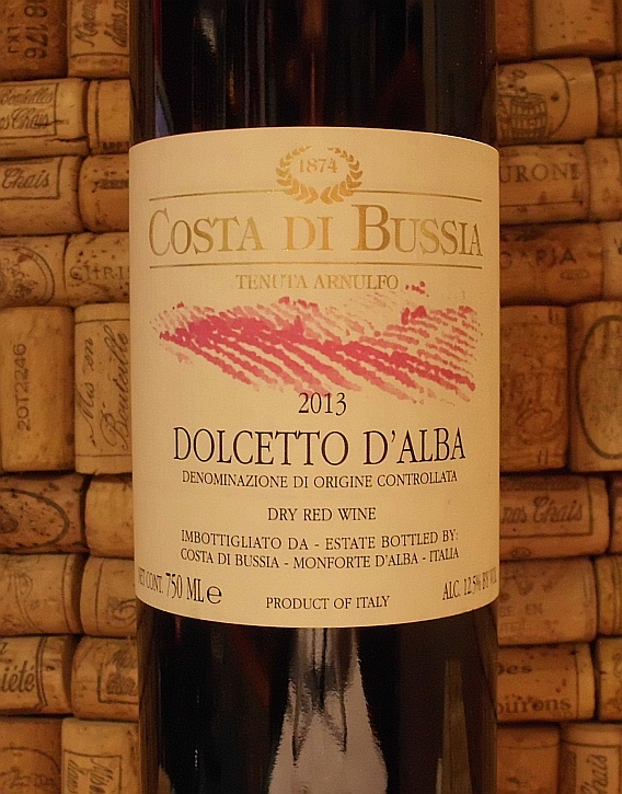 DOLCETTO D-ALBA Costa di Bussia
