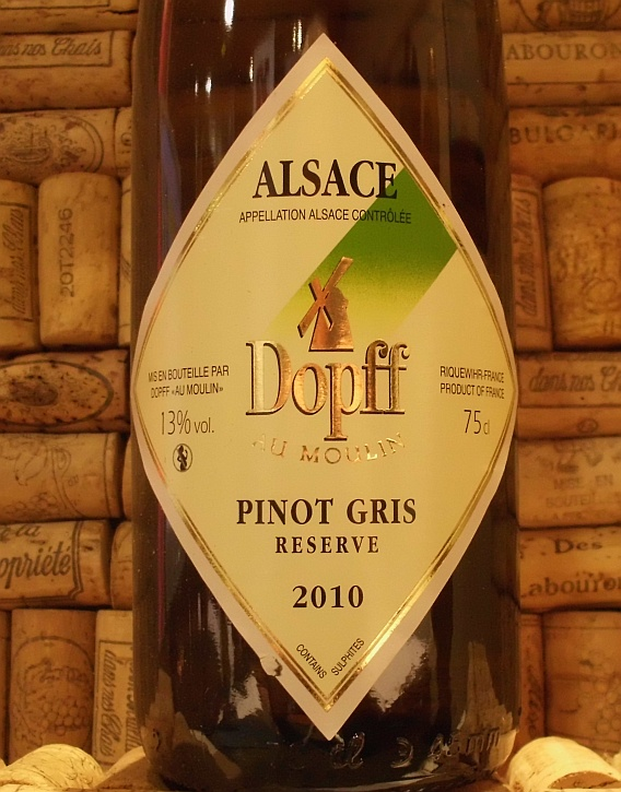 DOPFF PINOT GRIS RESERVE