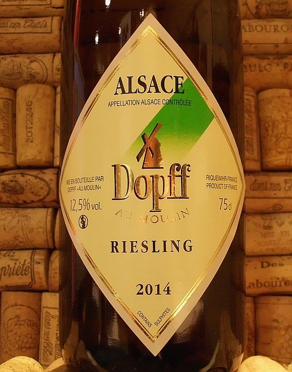 DOPFF RIESLING