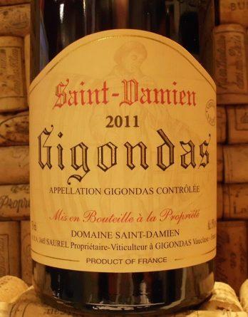 GIGONDAS St Damien Classique