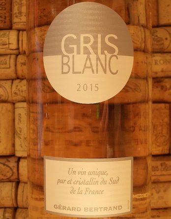 GRIS BLANC Bertrand
