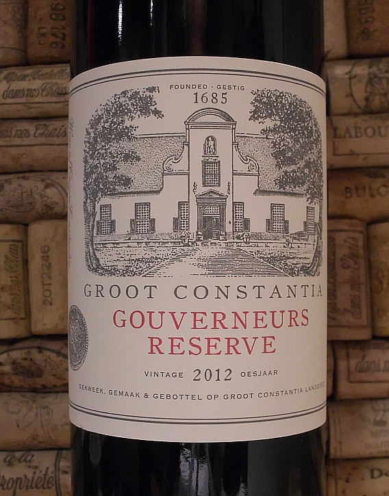 GROOT GOUVERNEURS RESERVE