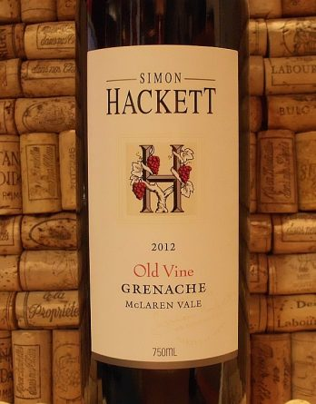 HACKETT OLD VINE GRENACHE