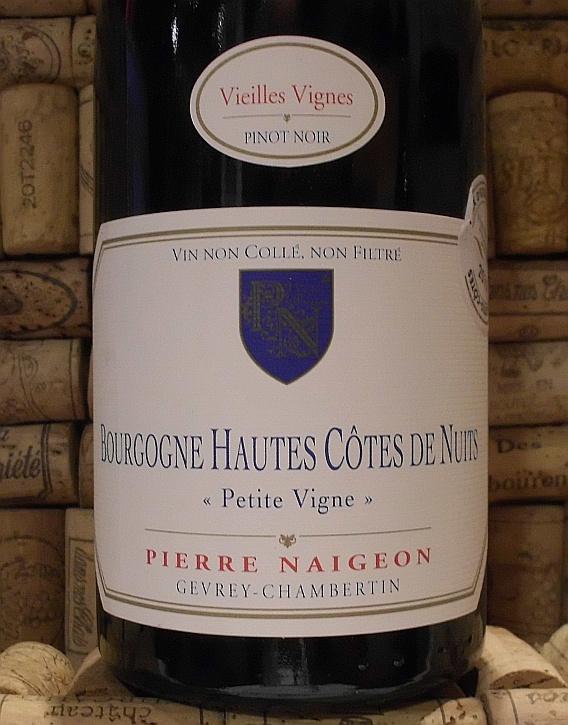 HAUTES COTES DE NUITS Pierre Naigeon