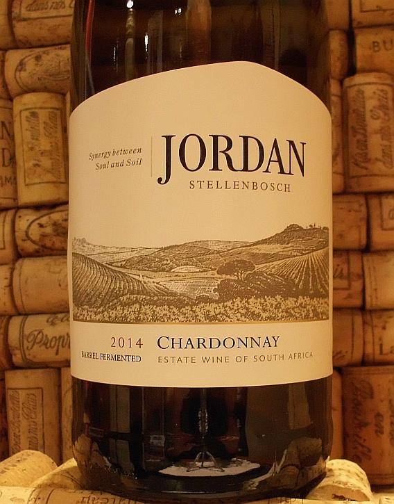 JORDAN BARREL FERMENTED CHARDONNAY