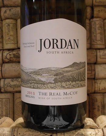 JORDAN REAL MCCOY RIESLING