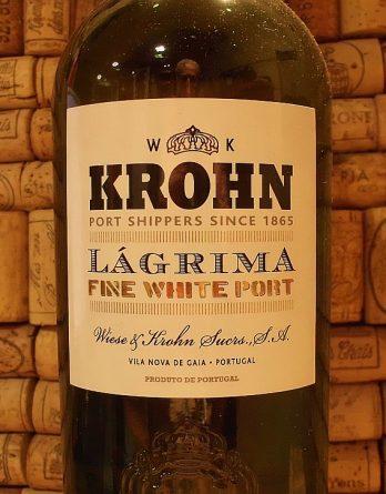 KROHN LAGRIMA WHITE PORT