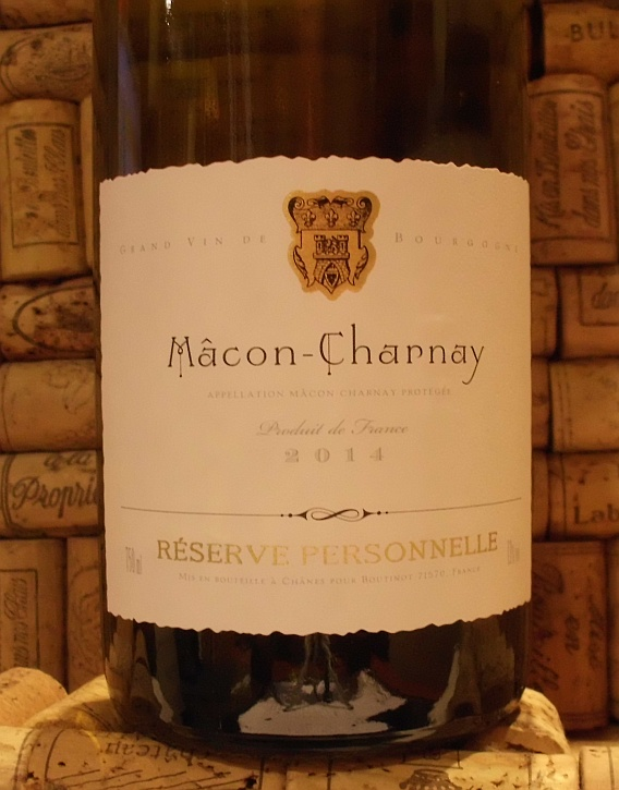 MACON CHARNAY Reserve Personelle