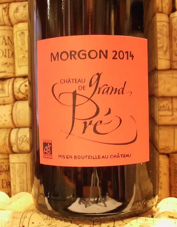 MORGON Ch de Grand Pre