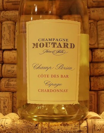 MOUTARD CHARDONNAY CHAMP PERSIN