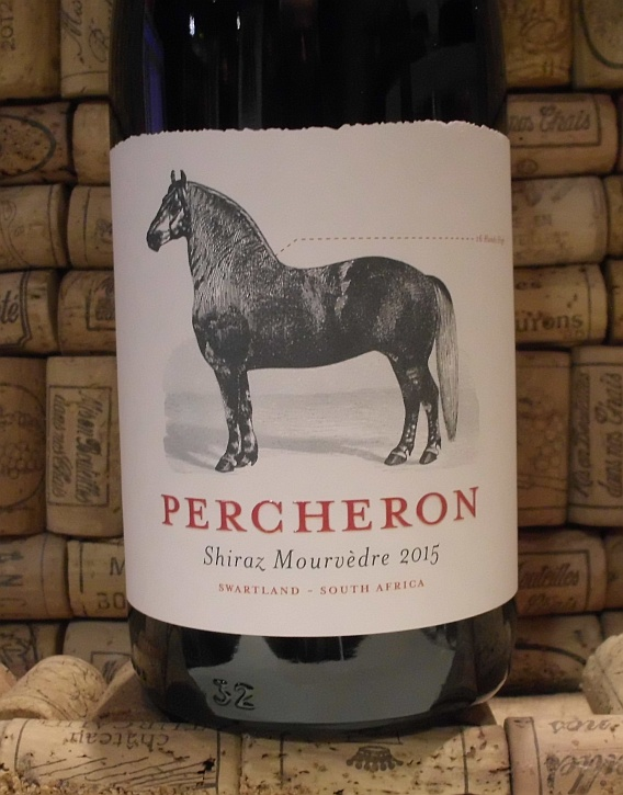 PERCHERON SHIRAZ MOURVEDRE