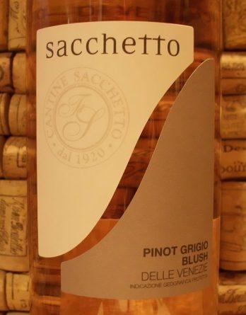 PINOT GRIGIO BLUSH Sacchetto