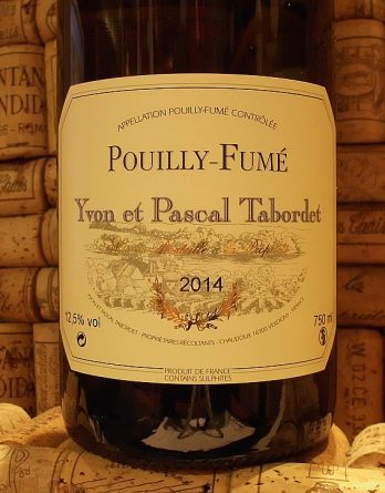 POUILLY FUME Tabordet