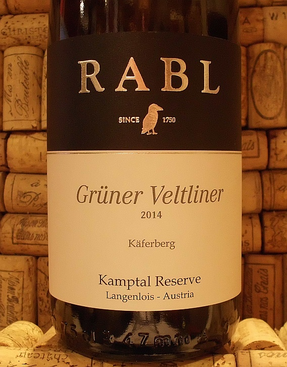 RABL GRUNER VELTLINER Kaferberg