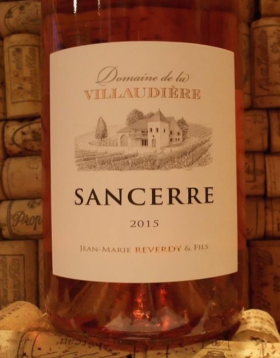 SANCERRE ROSE Dom de la Villaudiere