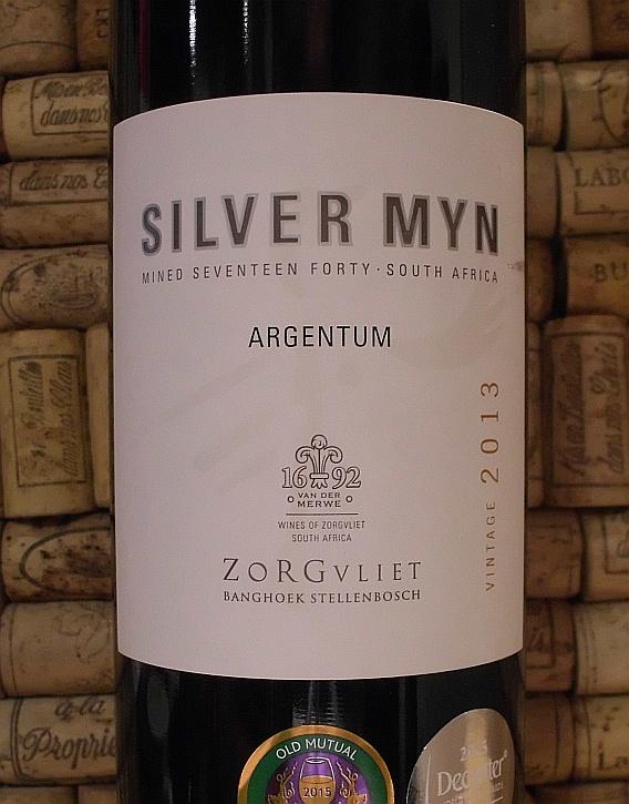 SILVERMYN ARGENTUM