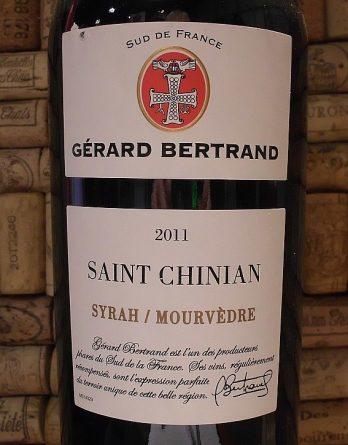 ST CHINIAN Bertrand