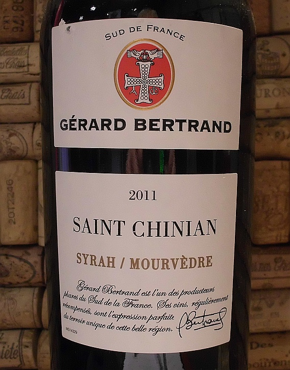 ST CHINIAN Bertrand