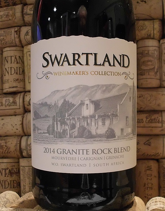 SWARTLAND GRANITE BLOCK RED