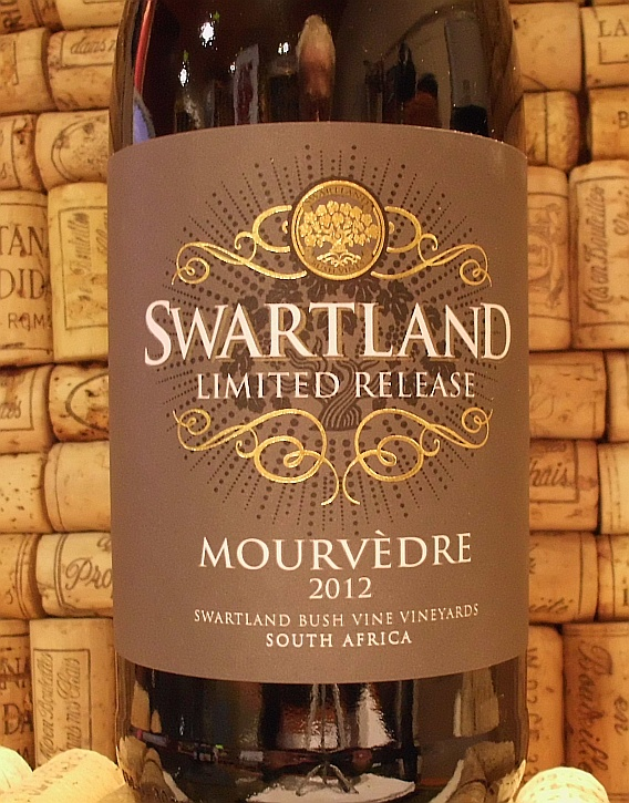 SWARTLAND MOURVEDRE LIMITED RELEASE