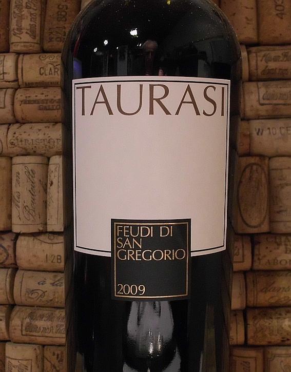 TAURASI San Gregorio