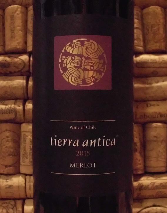 TIERRA ANTICA MERLOT