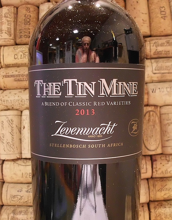 TIN MINE RED