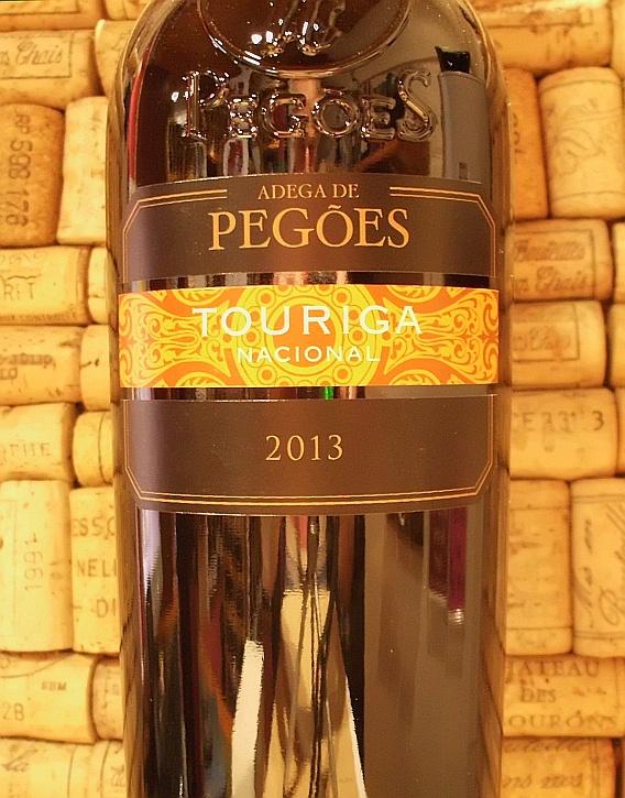 TOURIGA NACIONAL Pegoes