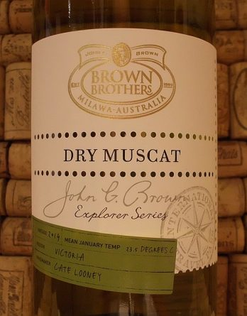 BROWN BROTHERS EXPLORER DRY MUSCAT