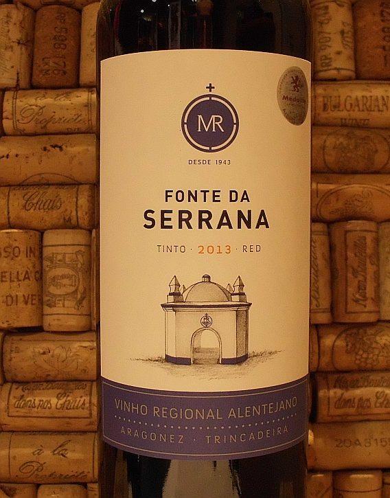FONTE DA SERRANA RED