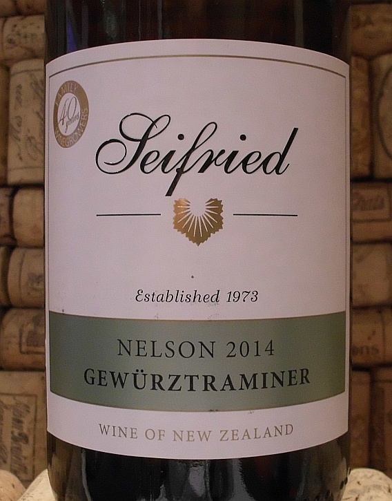 SEIFRIED ESTATE GEWURZTRAMINER