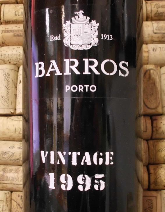 BARROS 1995 VINTAGE