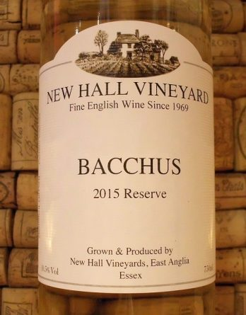 NEW HALL BACCHUS