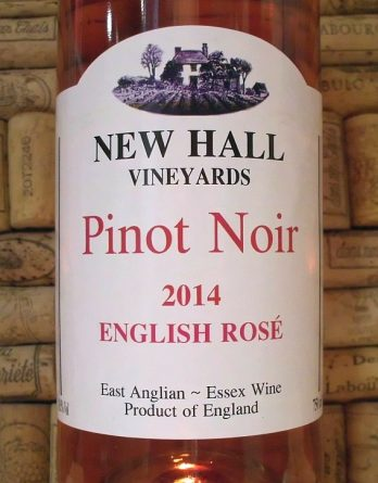 NEW HALL PINOT NOIR ROSE
